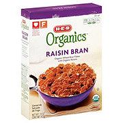 H-E-B Organics Raisin Bran
