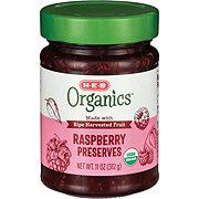 H-E-B Organics Raspberry Preserves
