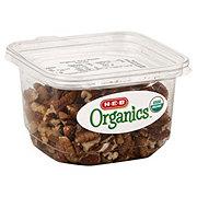 H-E-B Organics Raw Pecans Halves