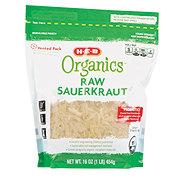 H-E-B Organics Raw Sauerkraut