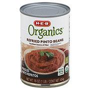 H-E-B Organics Refried Pinto Beans