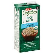 H-E-B Organics Rice Milk, Original