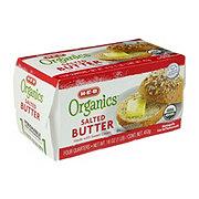 H-E-B Organics Salted Butter