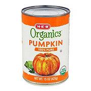 H-E-B Organics Solid Pack Pumpkin