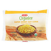 H-E-B Organics Steamable Super Sweet Cut Corn