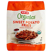 H-E-B Organics Sweet Potato Fries