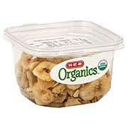 H-E-B Organics Sweetened Banana Chips