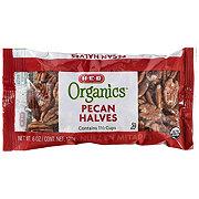 H-E-B Organics Texas Pecan Halves
