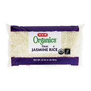 H-E-B Organics Thai Hom Mali Jasmine Rice