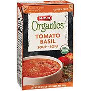 H-E-B Organics Tomato Basil Soup