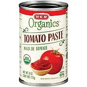 H-E-B Organics Tomato Paste