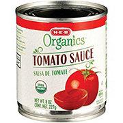 H-E-B Organics Tomato Sauce