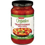 H-E-B Organics Traditional Pizza Sauce