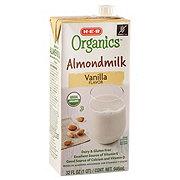 H-E-B Organics Vanilla Almond Milk