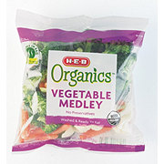 H-E-B Organics Vegetable Medley