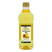 H-E-B Organics Vegetable Oil