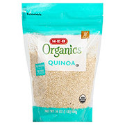 H-E-B Organics White Quinoa