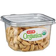 H-E-B Organics Whole Raw Cashews