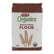 H-E-B Organics Whole Wheat Flour