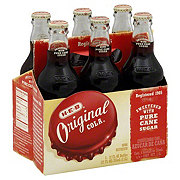 H-E-B Original Cola 6 PK Bottles