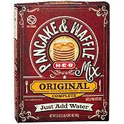 H-E-B Original Complete Pancake & Waffle Mix