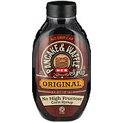 H-E-B Original Pancake and Waffle Syrup