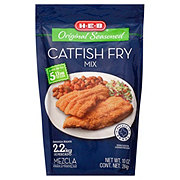 H-E-B Original Seasoned Catfish Fry Mix