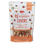 H-E-B P.B.& Chocolate Lovers Trail Mix