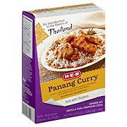H-E-B Panang Curry Dinner Kit