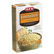H-E-B Parmesan Couscous