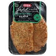 H-E-B Parmesan Encrusted Tilapia Fillets