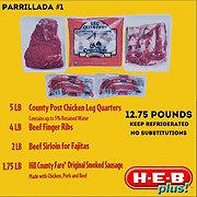 H-E-B Parrillada #1