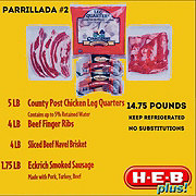 H-E-B Parrillada #2