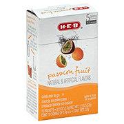H-E-B Passion Fruit Drink Mix