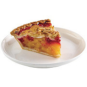 H-E-B Peach Melba Pie