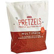 H-E-B Peanut Butter Filled Pretzels Multipack
