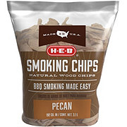 H-E-B Pecan Smoking Chips