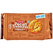H-E-B Pecan Treasures Almond & Pecan Shortbread Cookies