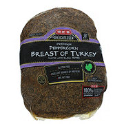 H-E-B Peppercorn Breast of Turkey