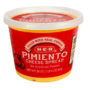 H-E-B Pimiento Cheese Spread