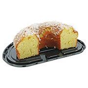 H-E-B Pina Colada Cream Cake Half