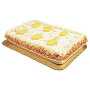 H-E-B Pineapple Tres Leches Cake