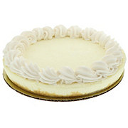 H-E-B Plain Cheesecake