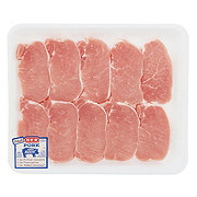 H-E-B Pork Center Loin Chops Boneless Value Pack