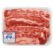 H-E-B Pork Cross Cut Baby Back Ribs