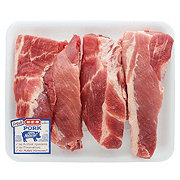 H-E-B Pork Spareribs Brisket Value Pack