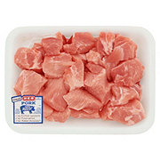H-E-B Pork Stew Meat