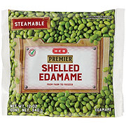 H-E-B Premier Edamame Shelled Soybeans