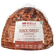 H-E-B Premium Black Forest Brand Ham