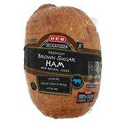 H-E-B Premium Brown Sugar Ham